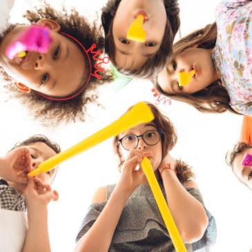 Como organizar uma festa infantil?