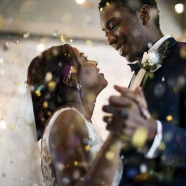 Como é realizado o registro de um casamento?
