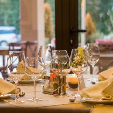 Você já organizou um almoço corporativo?