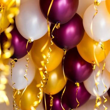Por que usar balões na decoração?