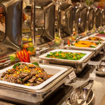 Conheça os buffets mais populares da região sudeste