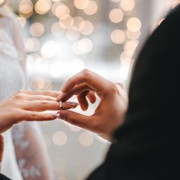 Como organizar a estrutura de um casamento?