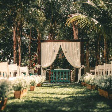 Qual a melhor estrutura para casamentos?