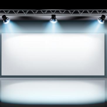 Motivos para a instalação de palcos alugados