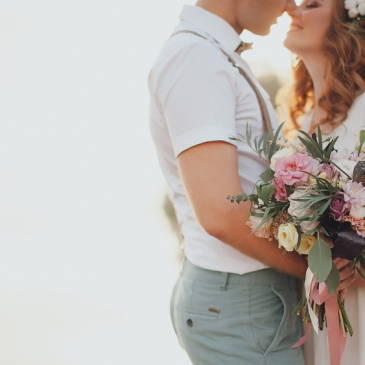 Organizando um casamento para celebrar o amor