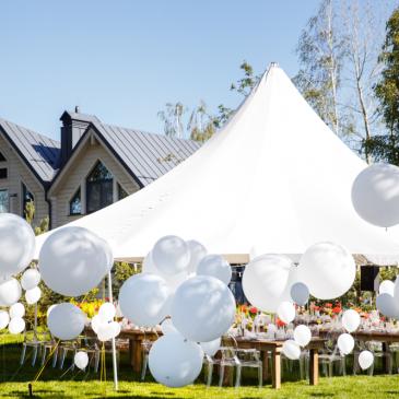 Principais tipos de tendas e stands para eventos