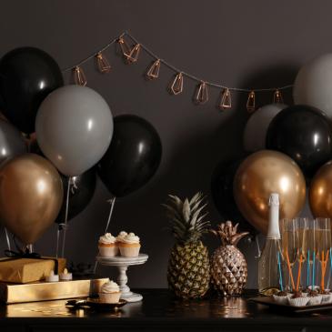 Como escolher os melhores balões para o seu evento?