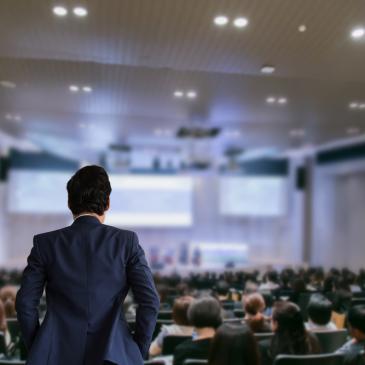 Dicas para organizar um bom evento corporativo