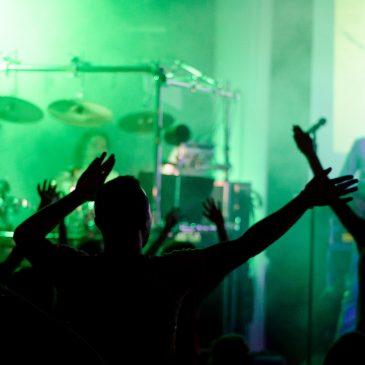 Organização de eventos musicais: características