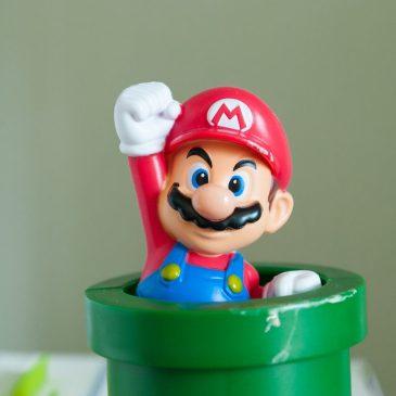 Personagens de games invadem as festas infantis