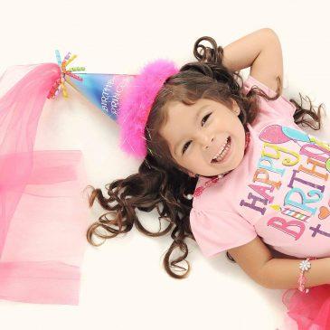 Festa infantil com animais como tema garante a diversão