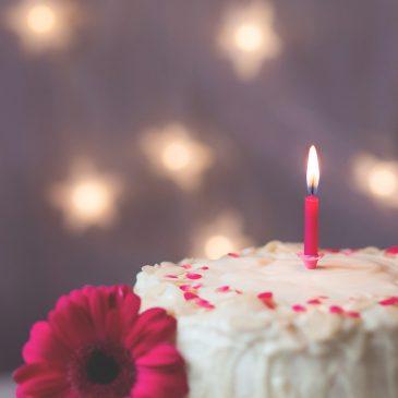 Serviços ajudam na organização de festa de aniversário